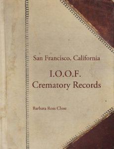 San Francisco, California: I.O.O.F. Crematory Records