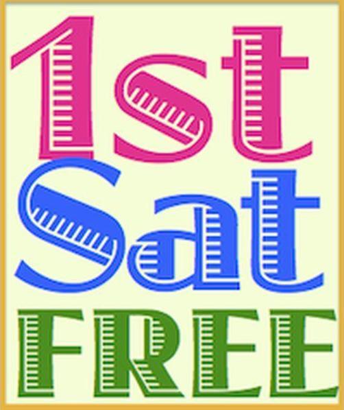 First Saturday Free