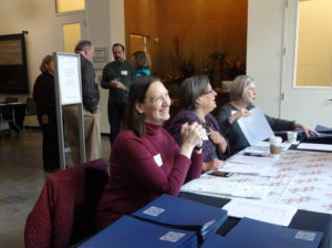 conference volunteers